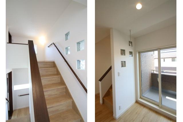 タテ2枚 ロフト階段&ドライエリア