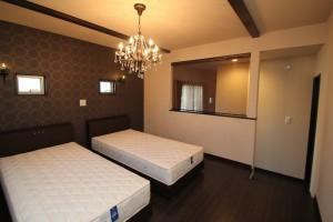 リゾートベッドルーム②