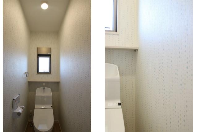 タテ2枚 2Fトイレ