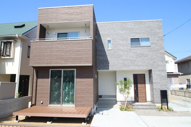 岡山市南区大福 分譲モデルハウス