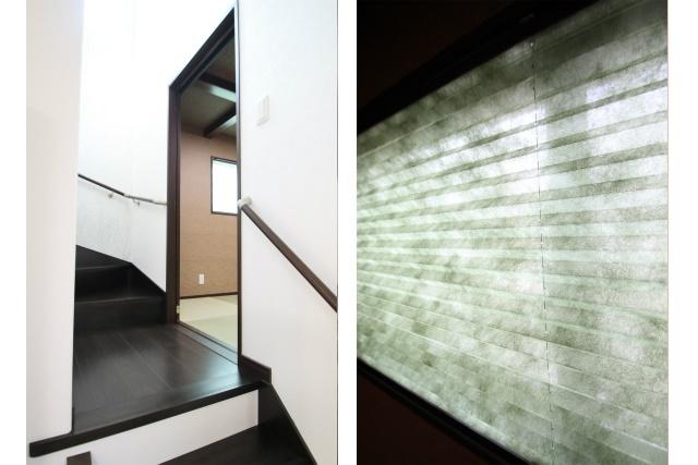 タテ2枚 3層目空中和室