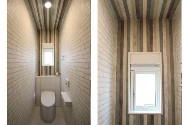 タテ2枚 2階トイレ