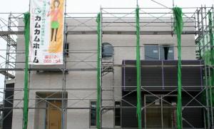 8月3日見学会 中区中島